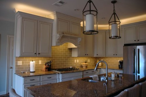Electrical lighting installation company under cabinet lighting here are some benefits to under cabinet lighting you may not have considered aloadofball Choice Image